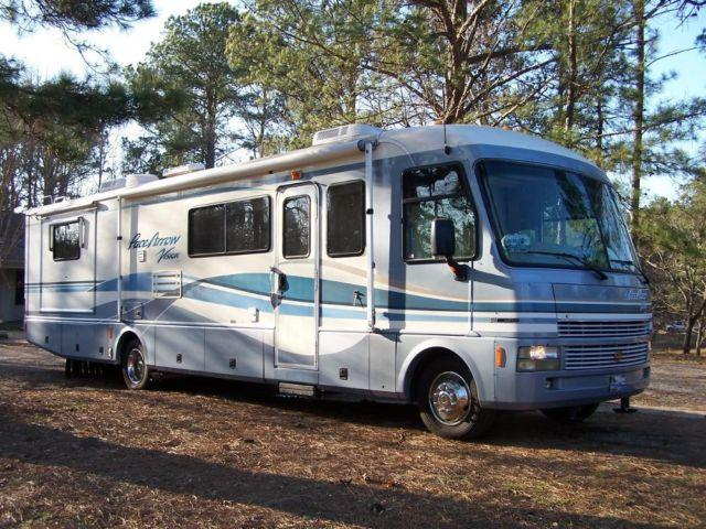 1999 Fleetwood Pace Arrow Vision Class A For Sale In Alma