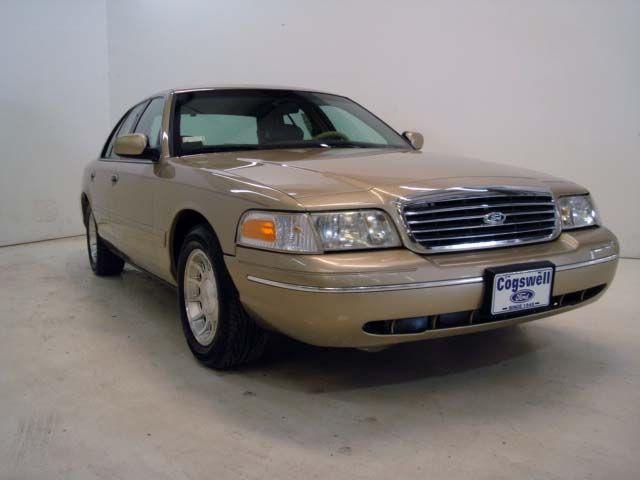 1999 Ford Crown Victoria Lx For Sale In Russellville