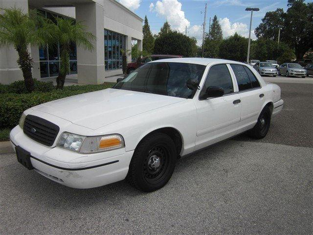 1999 Ford Crown Victoria Police Interceptor For Sale In