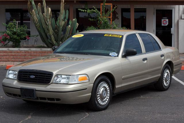1999 ford crown victoria police interceptor for sale in tucson arizona classified. Black Bedroom Furniture Sets. Home Design Ideas