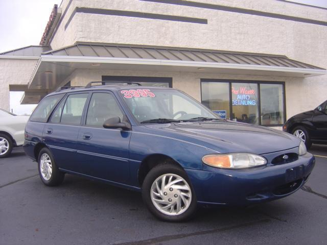 1999 ford escort se specifcations