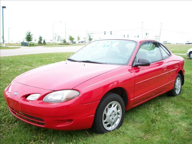 1999 ford escort zx2 for sale in new lenox illinois classified. Black Bedroom Furniture Sets. Home Design Ideas