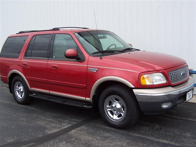 1999 ford expedition eddie bauer 4wd for sale in silver. Black Bedroom Furniture Sets. Home Design Ideas