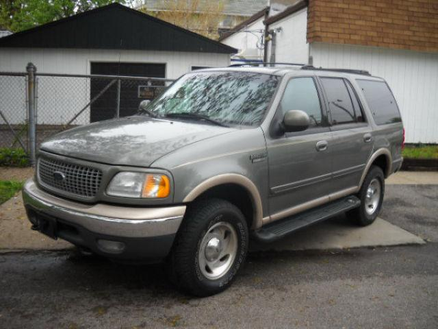 1999 ford expedition eddie bauer 4wd for sale in cleveland. Black Bedroom Furniture Sets. Home Design Ideas