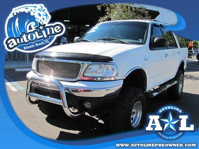 1999 ford expedition xlt for sale in atlantic beach florida classified. Black Bedroom Furniture Sets. Home Design Ideas