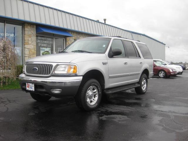 Buckeye Ford Sidney Ohio >> 1999 Ford Expedition XLT for Sale in Sidney, Ohio ...