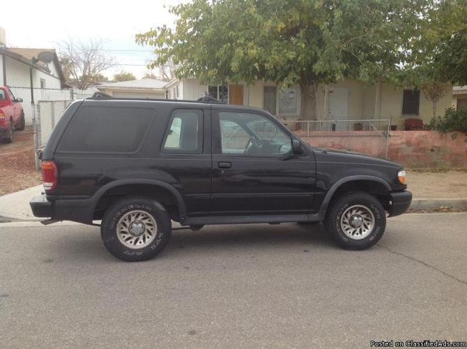 1999 ford explorer for sale in barstow california classified. Black Bedroom Furniture Sets. Home Design Ideas
