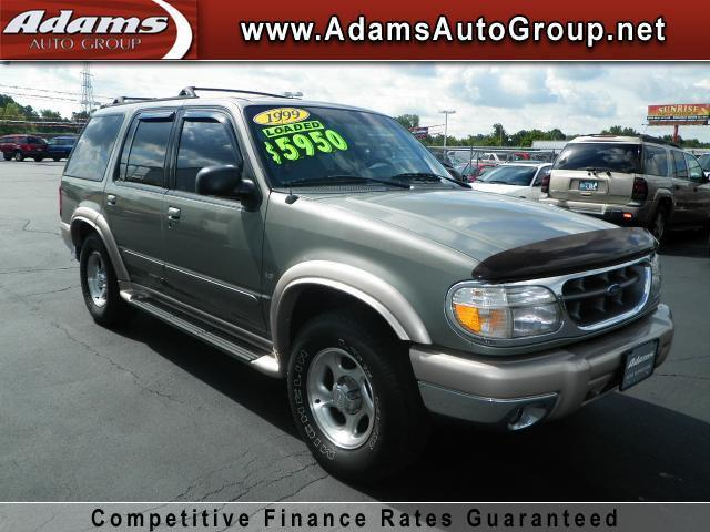 Used 1999 Ford Explorer 4 Dr Eddie Bauer SUV For Sale ...