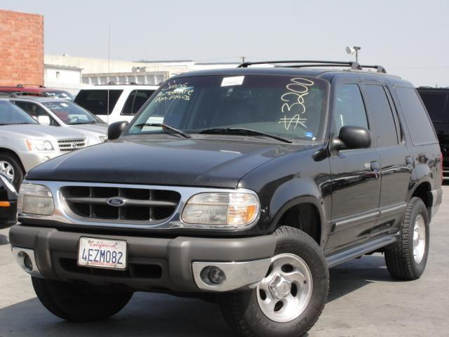 1999 Ford explorer limited gas mileage
