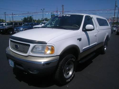 1999 ford f 250 4x4 regular cab styleside 138 8 in wb for sale in medford oregon classified. Black Bedroom Furniture Sets. Home Design Ideas