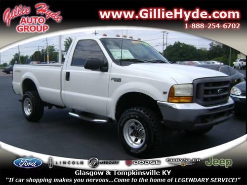 1999 ford f 250 pickup truck 4x4 xl 4x4 for sale in dry fork kentucky classified. Black Bedroom Furniture Sets. Home Design Ideas