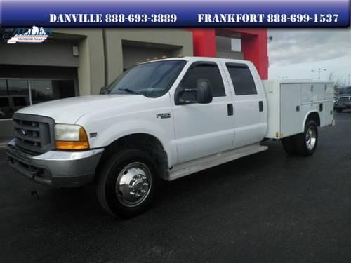 1999 ford f 450 chassis for sale in danville kentucky classified. Black Bedroom Furniture Sets. Home Design Ideas