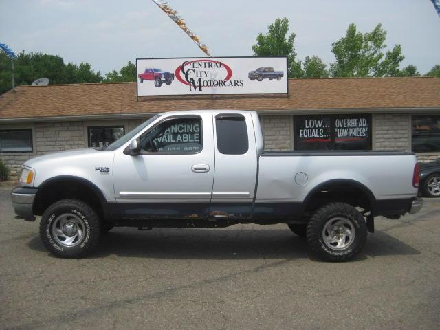 1999 ford f150 supercab for sale in hartville ohio classified. Black Bedroom Furniture Sets. Home Design Ideas