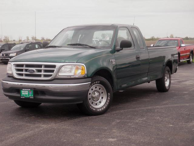 1999 ford f150 xl for sale in decatur illinois classified. Black Bedroom Furniture Sets. Home Design Ideas