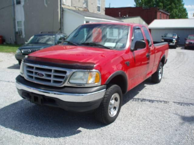 1999 ford f150 xl for sale in cynthiana kentucky classified. Black Bedroom Furniture Sets. Home Design Ideas
