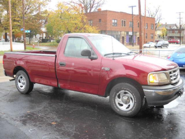 1999 ford f150 xl for sale in cleveland ohio classified. Black Bedroom Furniture Sets. Home Design Ideas
