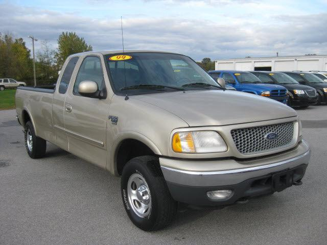 1999 ford f150 xlt for sale in mount carmel illinois classified. Black Bedroom Furniture Sets. Home Design Ideas