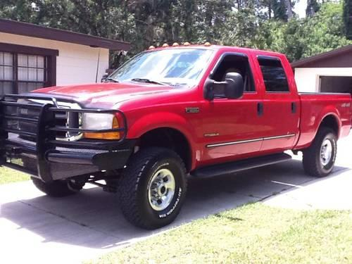 1999 Ford F250 4x4 7 3 Diesel For Sale In Melbourne