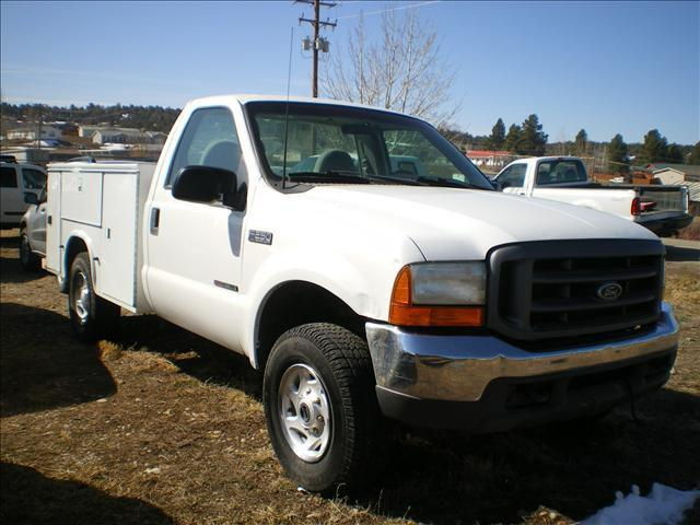 1999 ford f250 xl for sale in durango colorado classified. Black Bedroom Furniture Sets. Home Design Ideas