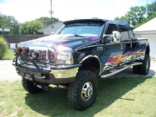 1999 ford f350 dually showtruck 19k miles for sale in louisville kentucky classified. Black Bedroom Furniture Sets. Home Design Ideas