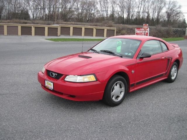 1999 ford mustang for sale in sinking spring pennsylvania classified. Black Bedroom Furniture Sets. Home Design Ideas