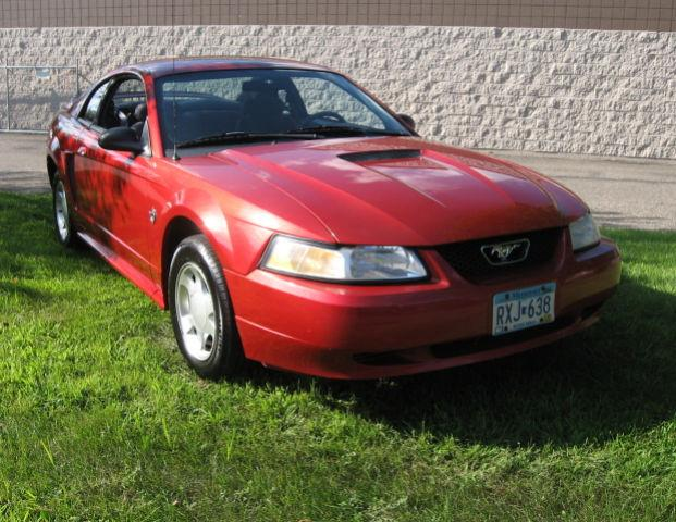 1999 ford mustang for sale in blaine minnesota classified. Black Bedroom Furniture Sets. Home Design Ideas