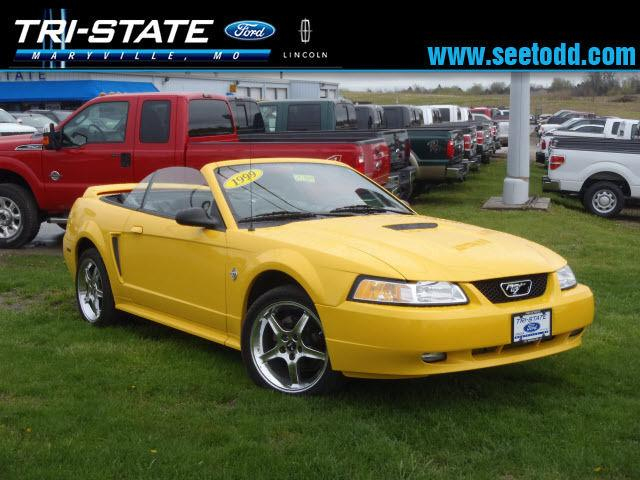 1999 ford mustang gt for sale in maryville missouri classified. Black Bedroom Furniture Sets. Home Design Ideas