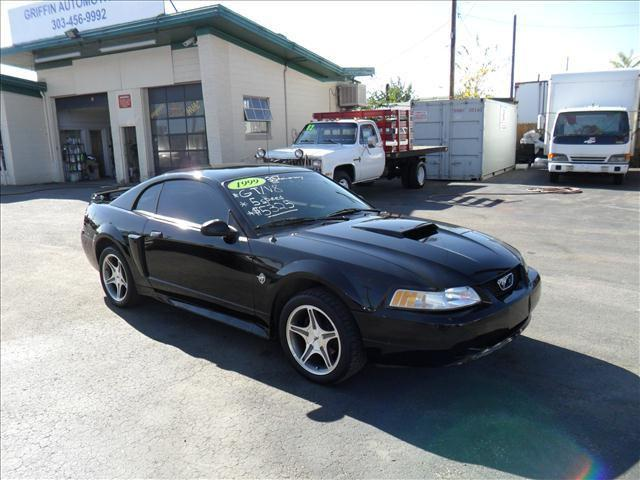 1999 ford mustang gt for sale in arvada colorado. Black Bedroom Furniture Sets. Home Design Ideas
