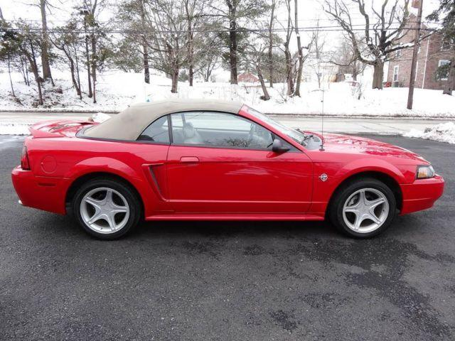 1999 ford mustang gt convertible for sale in collegeville. Black Bedroom Furniture Sets. Home Design Ideas