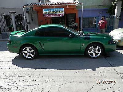 1999 ford mustang svt cobra coupe 2 door 4 6l for sale in eagle pass texas classified. Black Bedroom Furniture Sets. Home Design Ideas