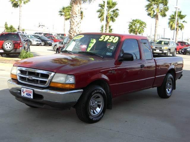 1999 Ford Ranger For Sale In Corpus Christi, Texas
