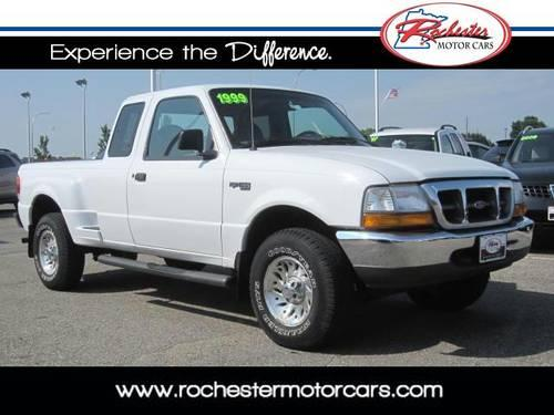 1999 ford ranger extended cab pickup xlt for sale in rochester minnesota classified. Black Bedroom Furniture Sets. Home Design Ideas