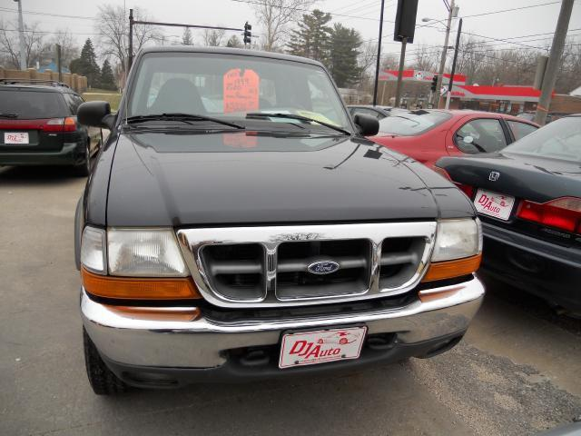 1999 ford ranger xlt for sale in cedar rapids iowa classified. Black Bedroom Furniture Sets. Home Design Ideas