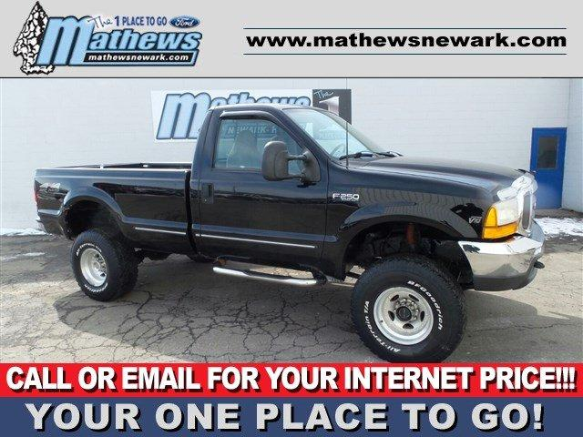 1999 ford super duty f 250 2dr lariat 4wd standard cab lb for sale in newark ohio classified. Black Bedroom Furniture Sets. Home Design Ideas