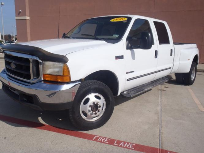 1999 ford super duty f 250 7 3l crew cab 156 xl 4wd for sale in houston texas classified. Black Bedroom Furniture Sets. Home Design Ideas