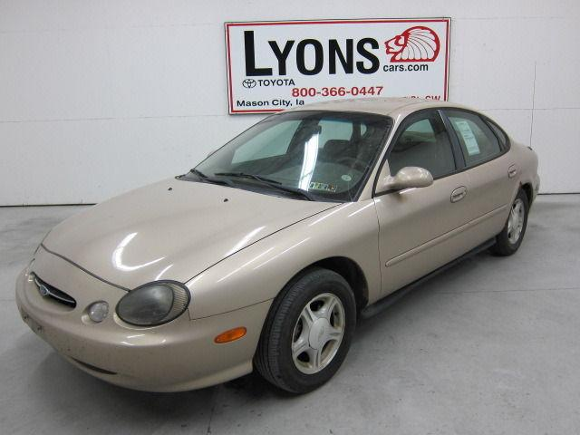 1999 Ford Taurus 1999 Ford Taurus Car For Sale In Mason