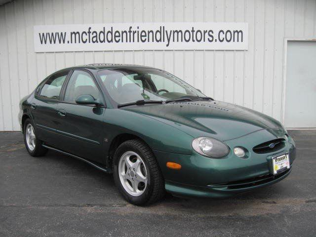 1999 ford taurus sho for sale in south haven michigan classified. Cars Review. Best American Auto & Cars Review