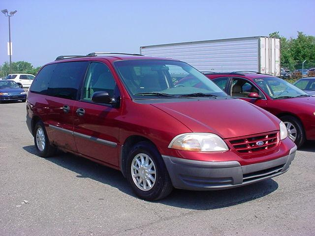 1999 Ford Windstar LX for Sale in Pontiac, Michigan ...