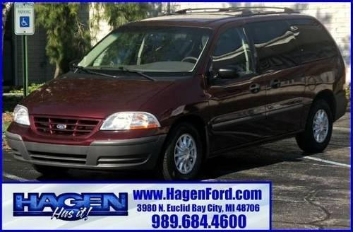 1999 Ford Windstar Wagon Base For Sale In Bay City