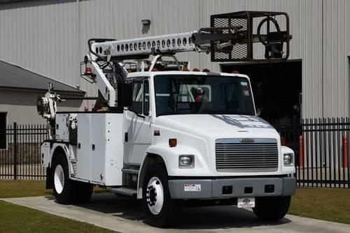 1999 Freightliner Fl70 Telsta T40c Cable Placer For Sale