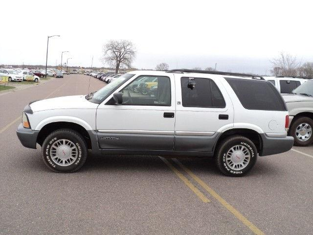 1999 Gmc Jimmy Sle For Sale In Sioux Falls South Dakota
