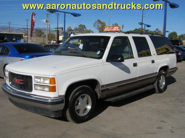 1999 GMC Suburban For Sale In Tucson Arizona Classified