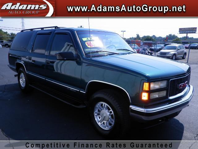 1999 gmc suburban for sale in kokomo indiana classified. Black Bedroom Furniture Sets. Home Design Ideas