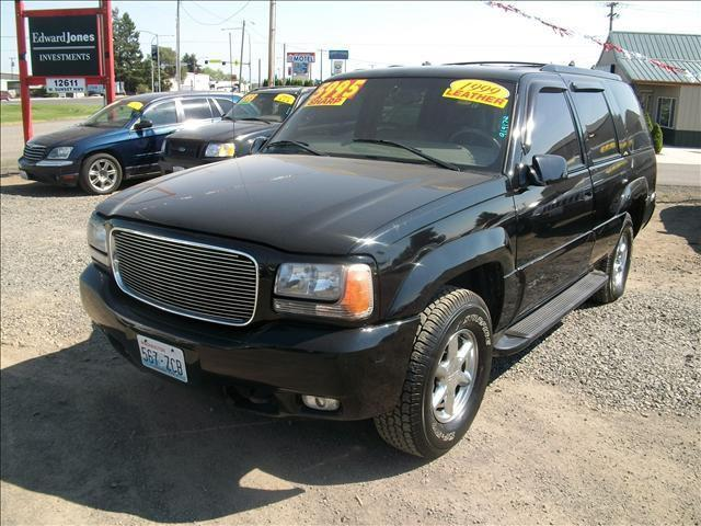 1999 gmc yukon for sale in airway heights washington classified. Black Bedroom Furniture Sets. Home Design Ideas