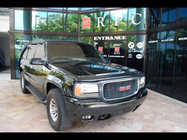 1999 Gmc Yukon Denali For Sale In Pompano Beach Florida