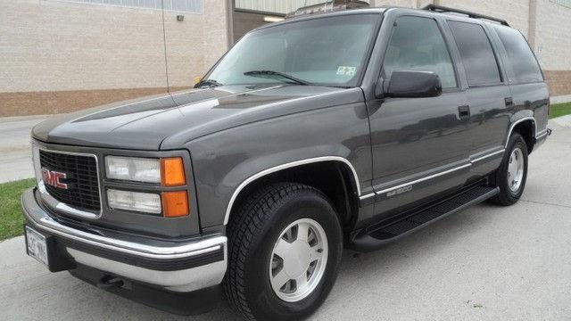 1999 gmc yukon sle for sale in lewisville texas classified. Black Bedroom Furniture Sets. Home Design Ideas