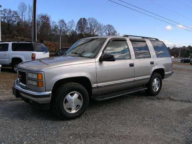 1999 gmc yukon sle 1999 gmc yukon sle car for sale in lenoir nc 4347598652 used cars on. Black Bedroom Furniture Sets. Home Design Ideas