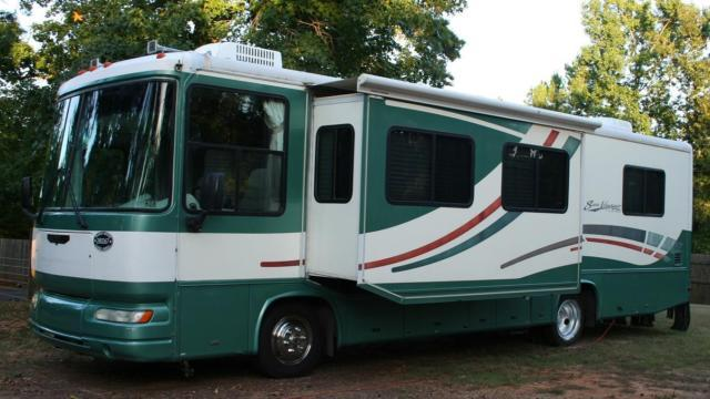 1999 Gulf Stream Motor Home 1999 Motorhome In