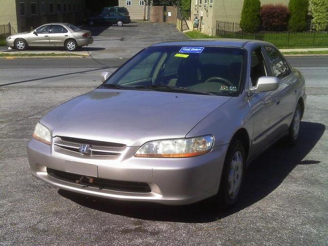 1999 Honda Accord Lx For Sale In West Chester