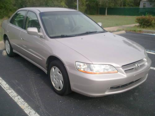 1999 Honda Accord V6   Body And Interior In Excellent